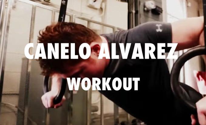 canelo alvarez workout