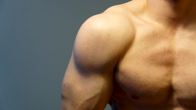 klokov press for lateral deltoids