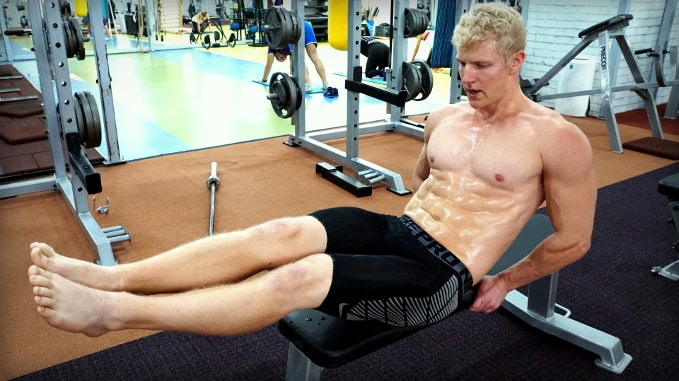 superset routine superset workout