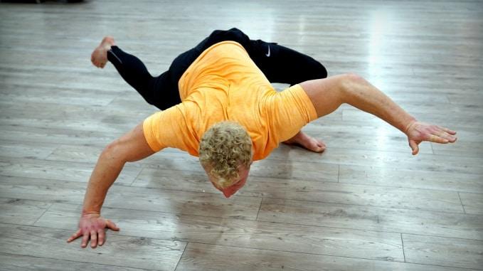 crawl movement flow