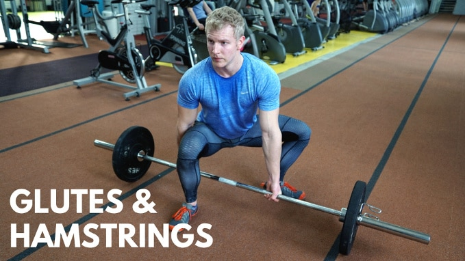 glutes & hamstrings workout