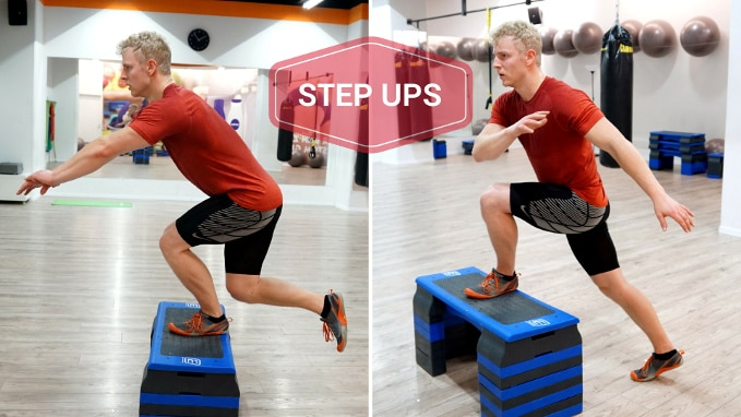 best ways to step up exercise