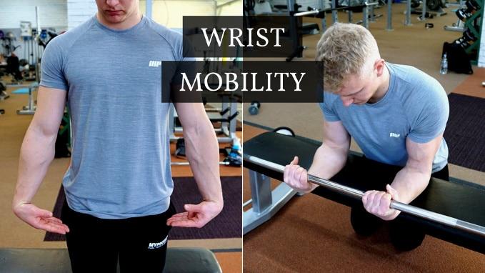 wrist mobility wrist mobilization routine