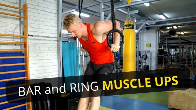 how to muscle up mastery