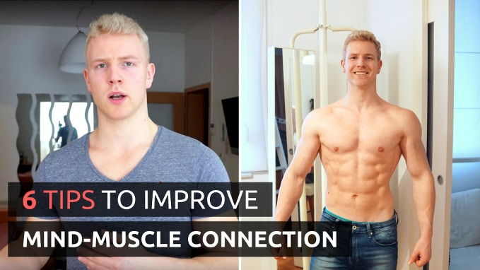 how to learn and improve mind muscle connection