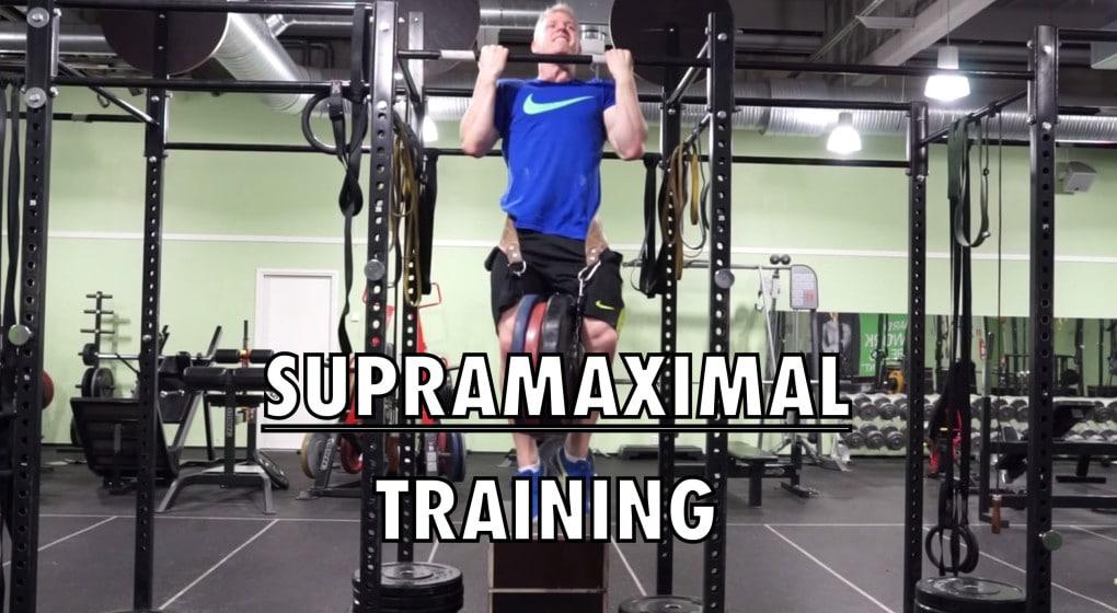 supramaximal training for strength