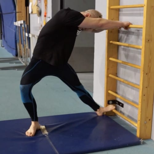 Stall Bar Exercises For Mobility And Flexibility