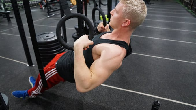How to do Inverted Rows (And Take Bodyweight Rows to the