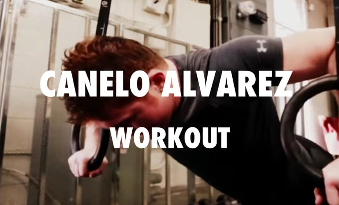 canelo alvarez workout