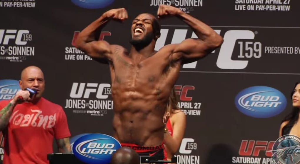 Jon Jones Workout