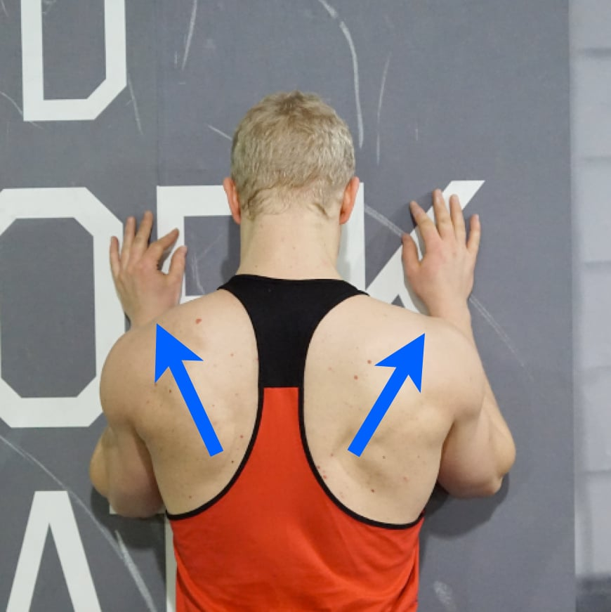 How To Train Upward Rotation for Balanced Shoulders