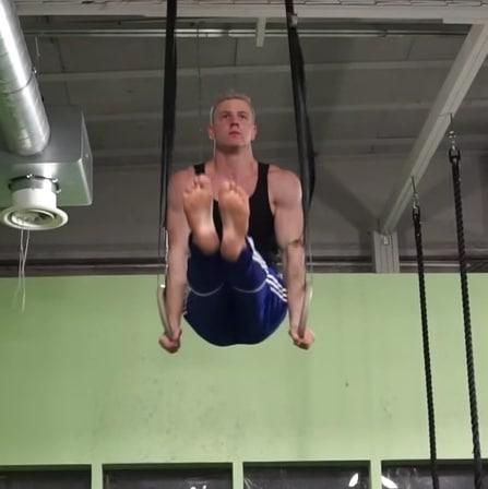 l sit muscle ups