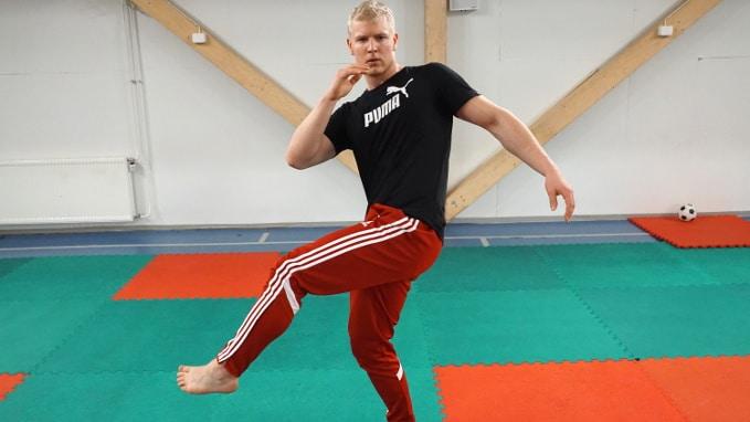capoeira flow kicks