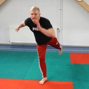 capoeira kick queixada