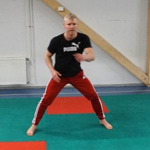 how to do capoeira ginga