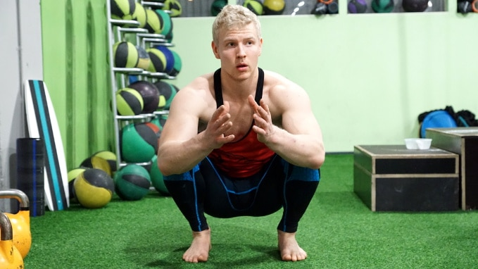 how to develop squat mobility