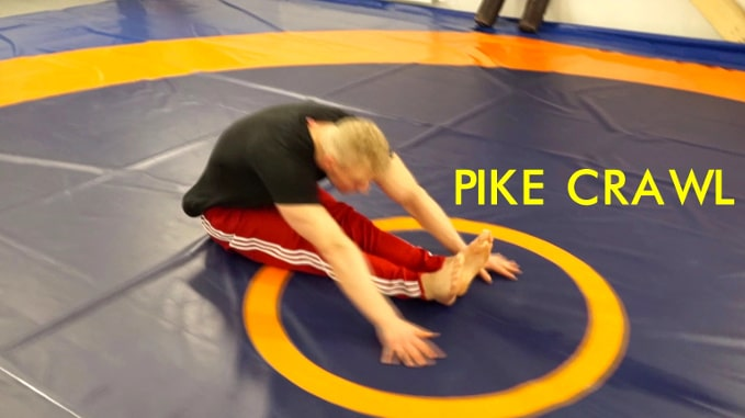 pike push movement