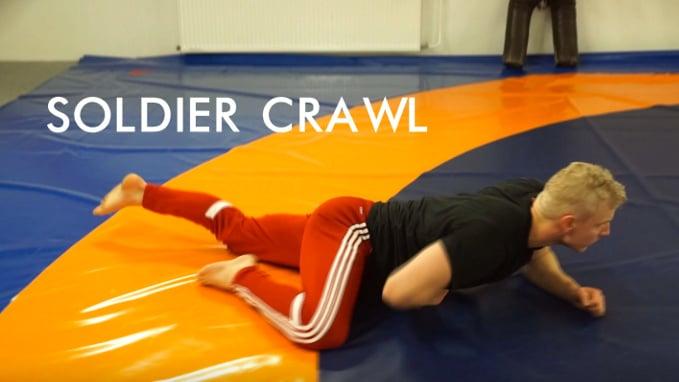 solderi crawling