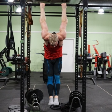 front pull