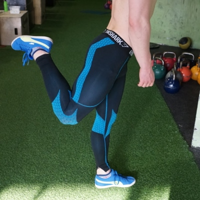 active knee flexion for knee health