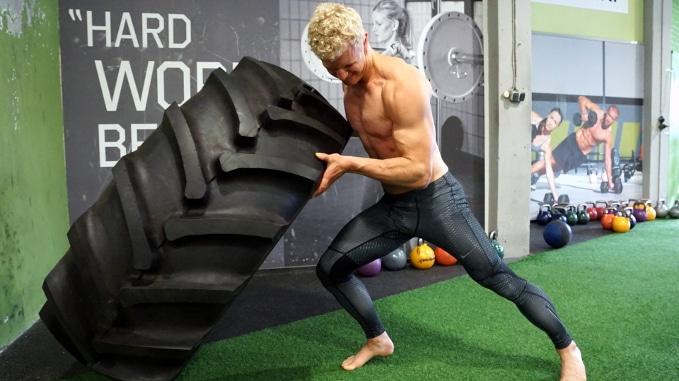 dc daniel cormier workout conditioning training