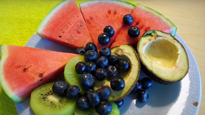 fruits and berries best