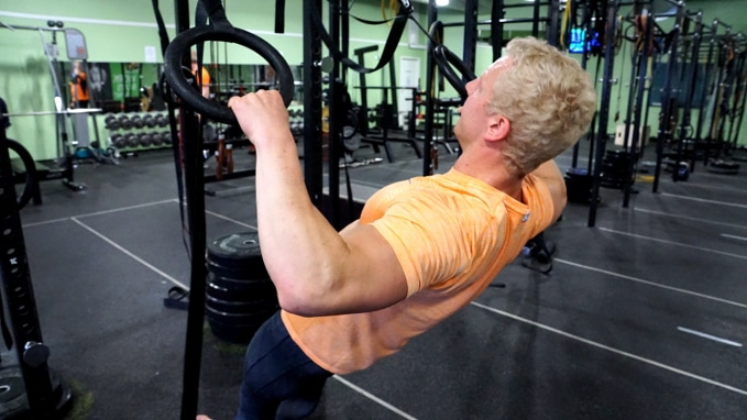 ring push ups for chest