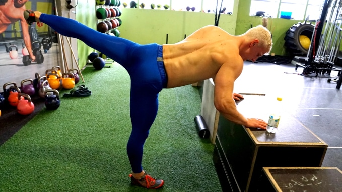 glute training for size