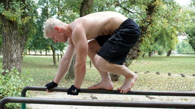 bar crawl exercise