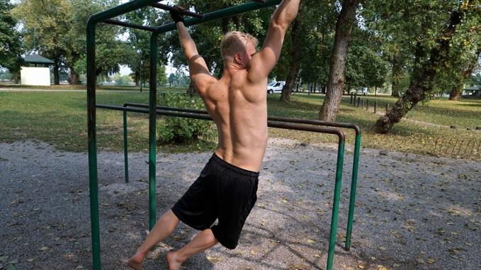 swing movement workout