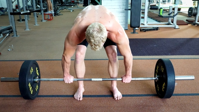 hang power cleans crossfit