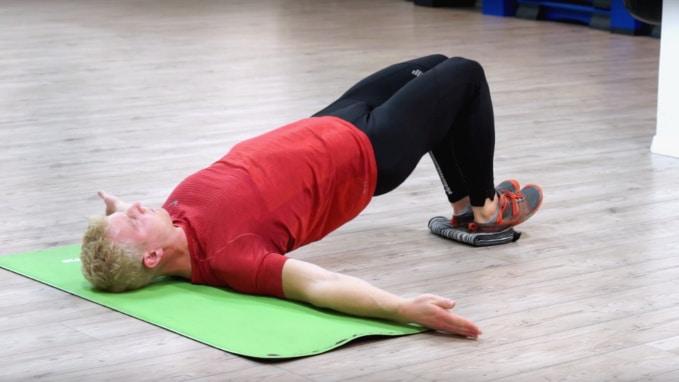 hamstring workout hamstring exercise