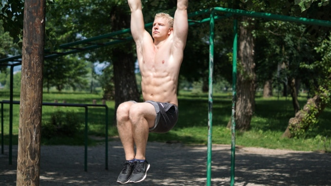 leg raise for six pack abs