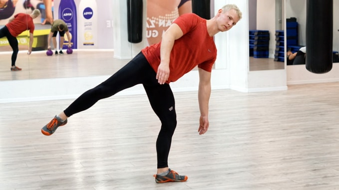 hip abduction rotation