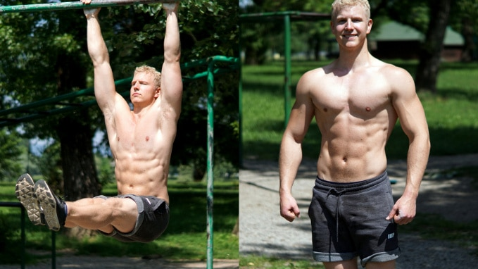 shredded abs workout get six pack abs