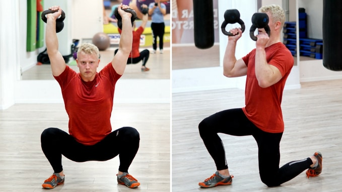 core stability hip stability exercises