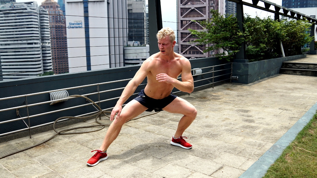 11 Athletic LEG Exercises for Explosiveness and Definition