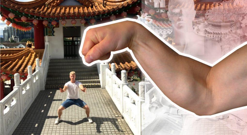shaolin kung fu shaolin secret shaolin grip