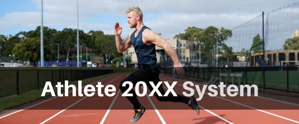 athlete 20xx system