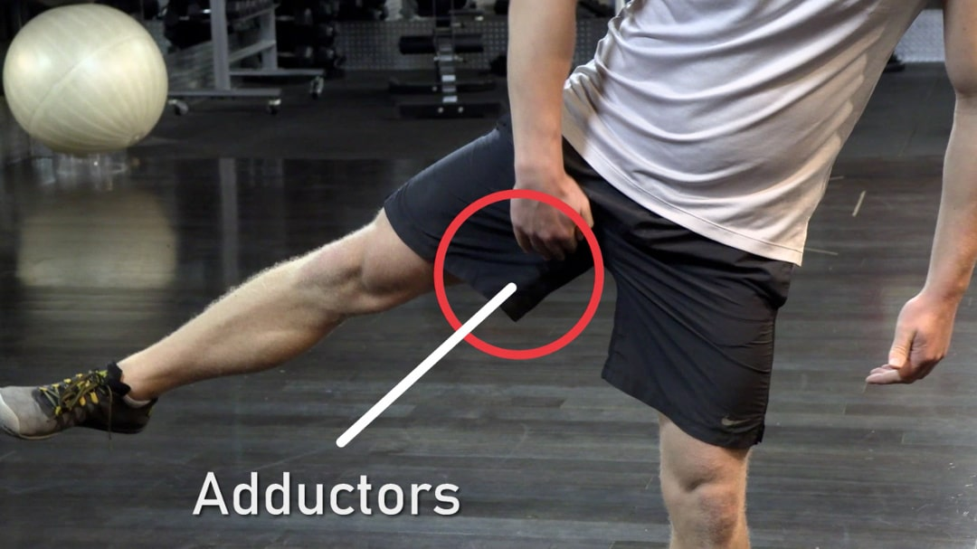 adductors inner thigh exercise routine