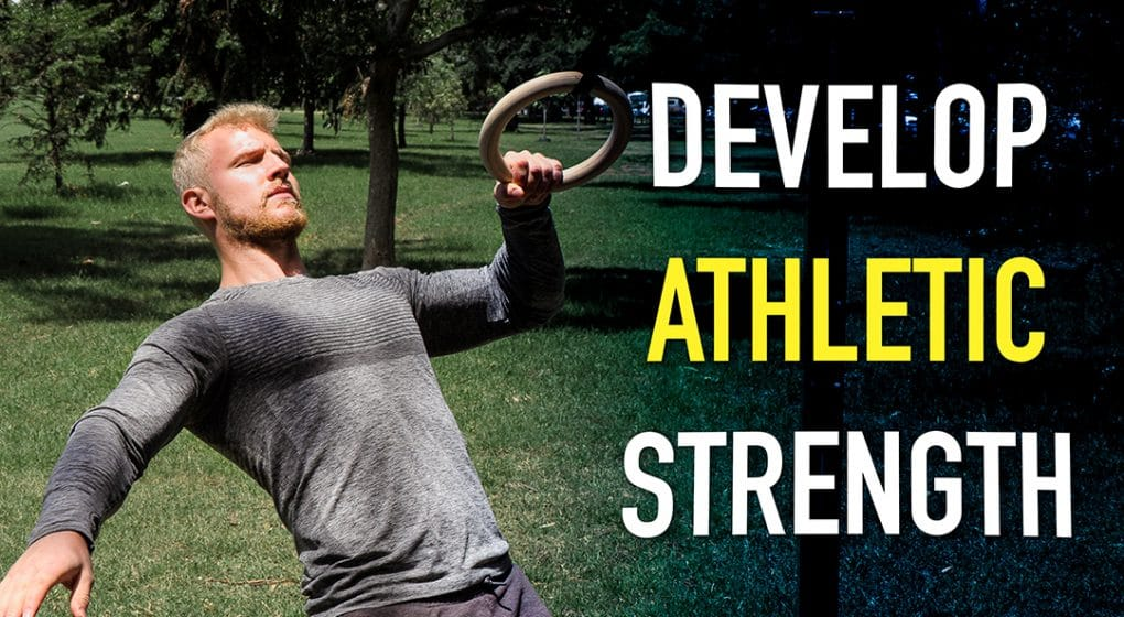 how to develop athletic strength athletic muscle
