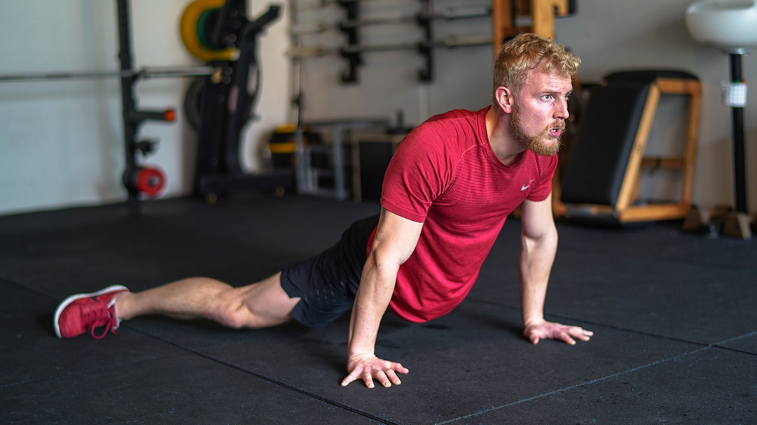 athlete workout routine for championship performance