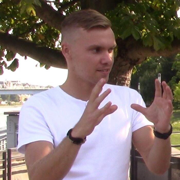 Maurice Vahva fitness review vahva testimonial