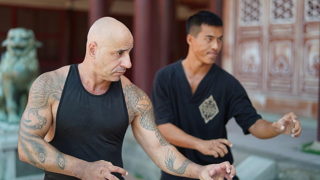 jiang yu shan kung fu