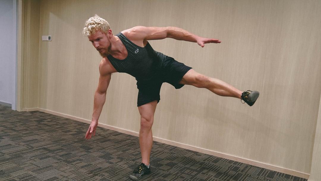Athlete 20XX workout exercise