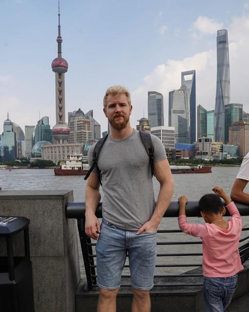 shanghai travel vahva fitness eero westerberg