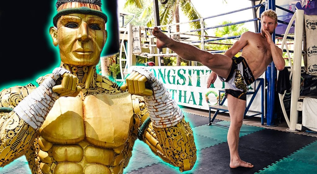 best muay thai camp in thailand