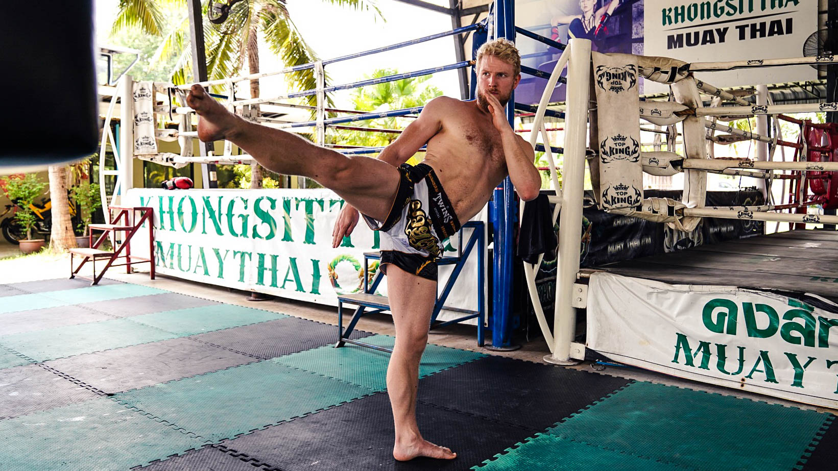 kick mobility thaiboxing muay thai