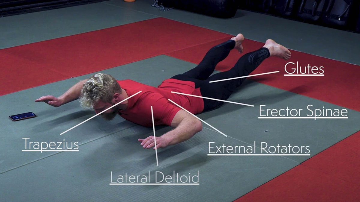 Test Your BACK Strength and Mobility (Hold for 90 SECONDS)