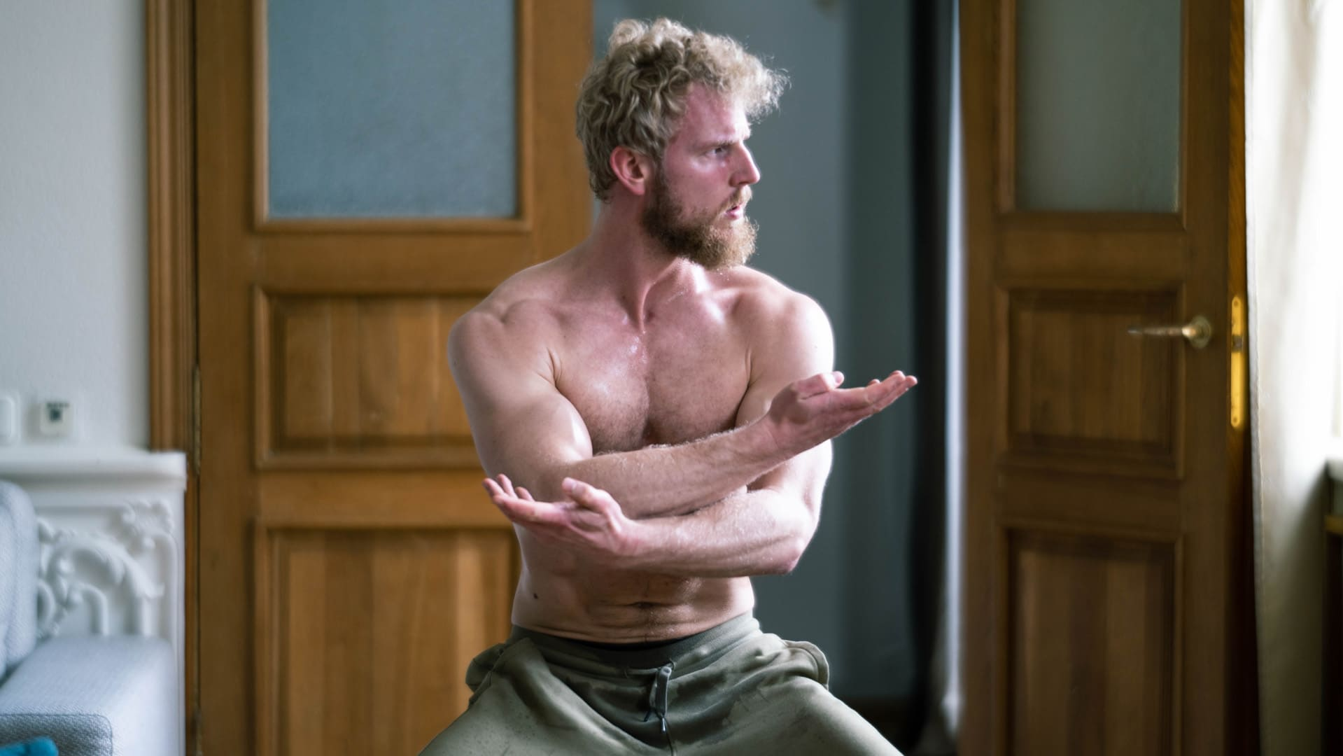 vahva fitness methods training